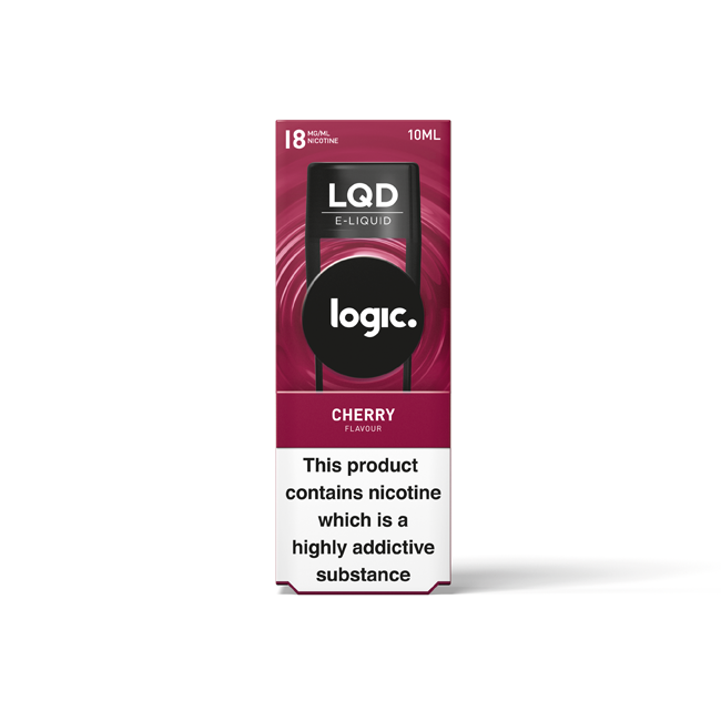 Logic LQD Cherry - 10ml