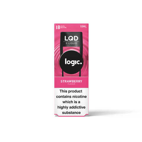 Logic LQD Strawberry - 10ml