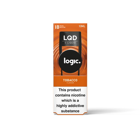 Logic LQD Tobacco - 10ml
