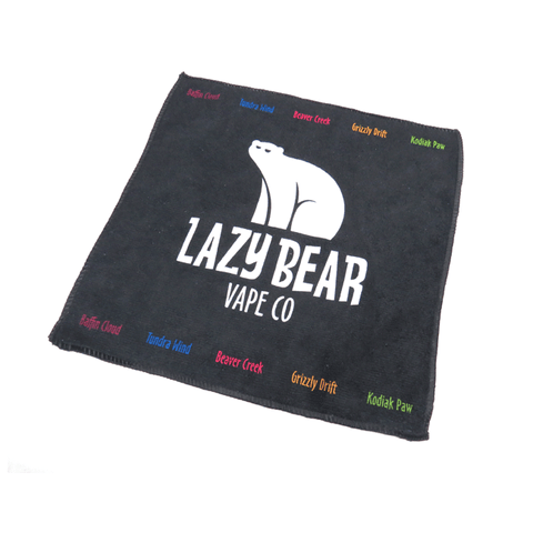 Lazy Bear Vape Towel