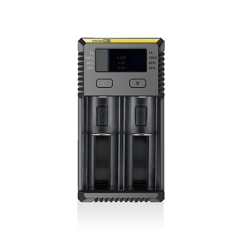 Nitecore New i2 Intellicharge Charger