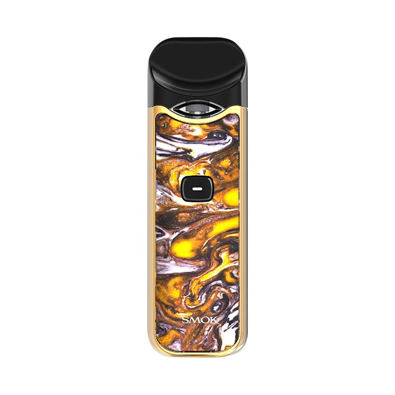Smok Nord Pod Vape Kit - Yellow Purple Resin