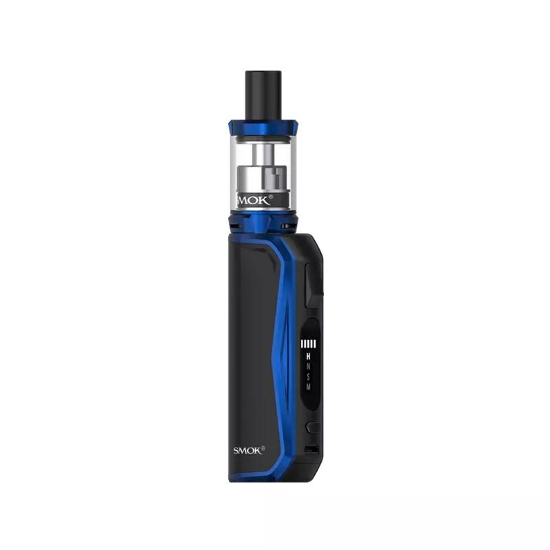 Smok Priv N19 Kit - Black and Prism Blue