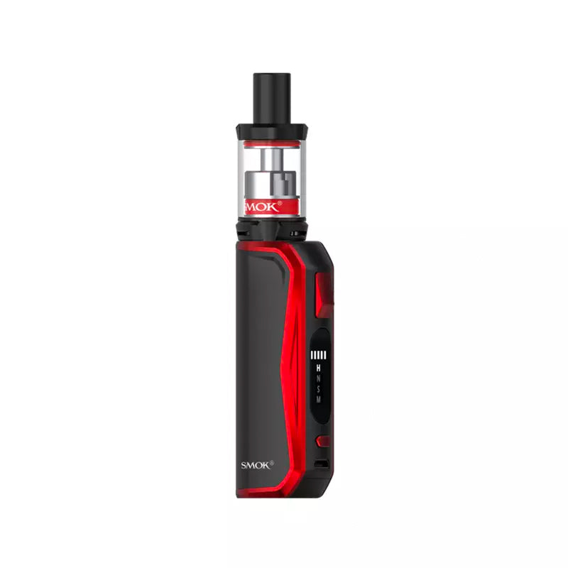 Smok Priv N19 Kit - Black and Red