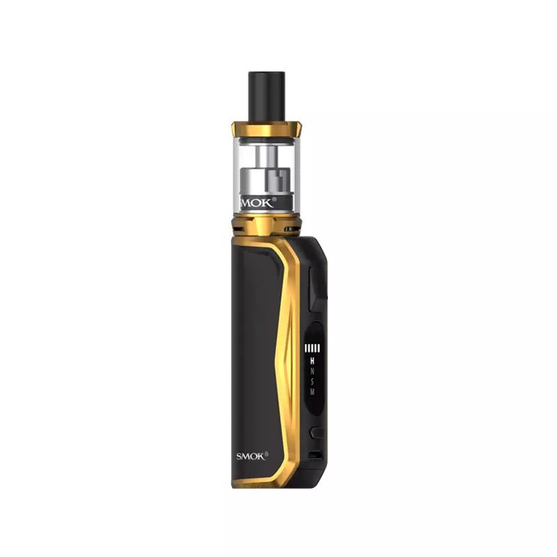 Smok Priv N19 Kit - Gold and Black