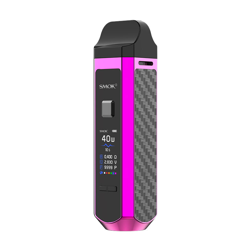 Smok RPM40 Vape Kit - Purple Red