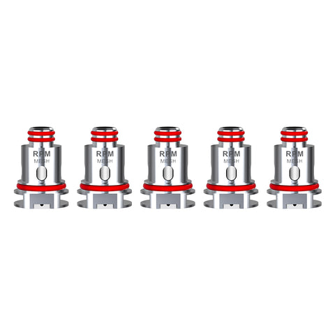 SMOK RPM Coils (Pack of 5)