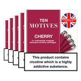 10 Motives Cherry Refills - 20 Refills
