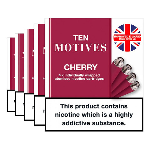 10 Motives Cherry Refills