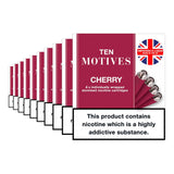 10 Motives Cherry Refills - 40 Refills