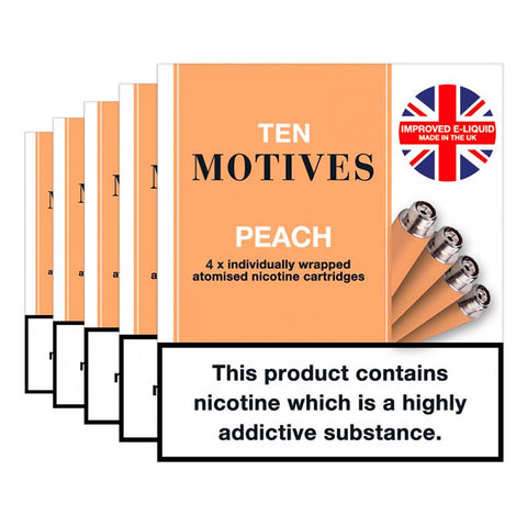 10 Motives Peach Refills