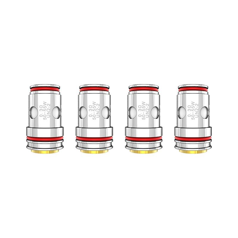 Uwell Crown 5 Replacement Coils - UN2-2 Dual Mesh