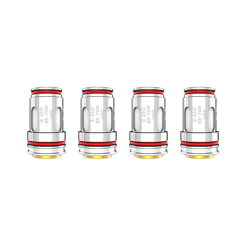 Uwell Crown 5 Replacement Coils - UN2 Single Mesh
