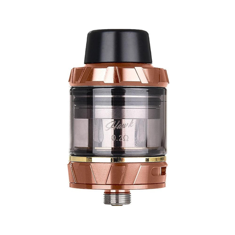 Vapor Storm Hawk Vape Tank - Coffee Copper Brown