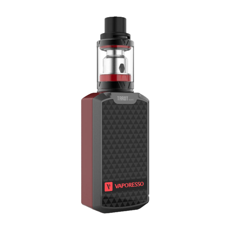 Vaporesso Tarot Nano 80W TC Vape Kit - Red