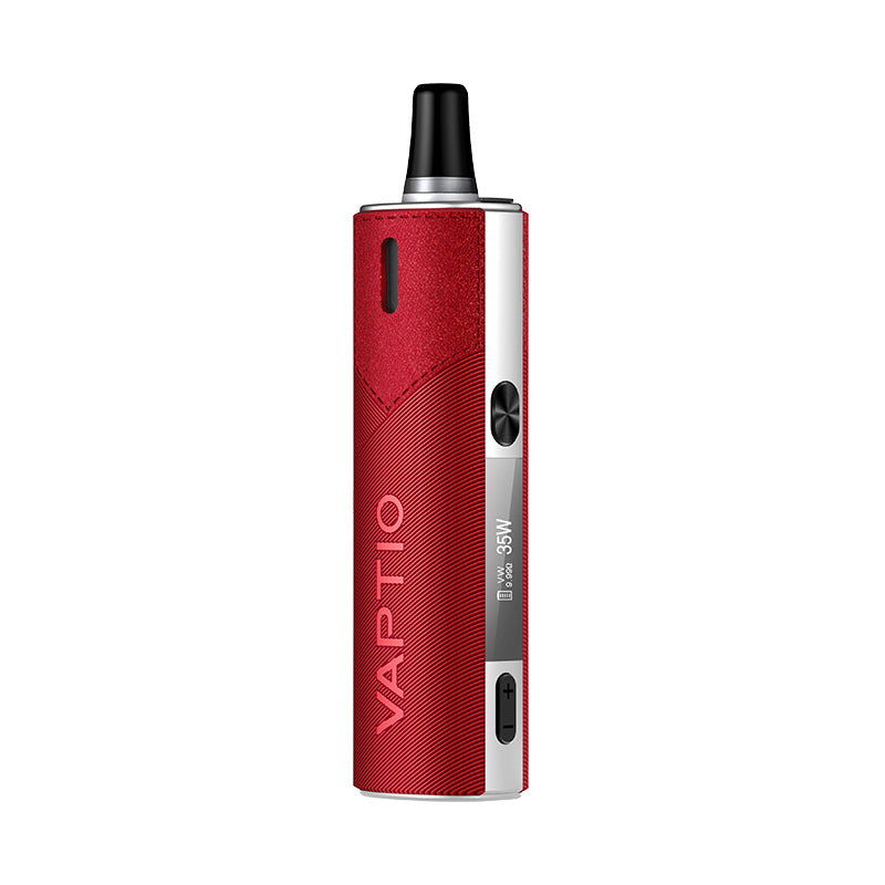 Vaptio Cosmo G1 Vape Kit - Red