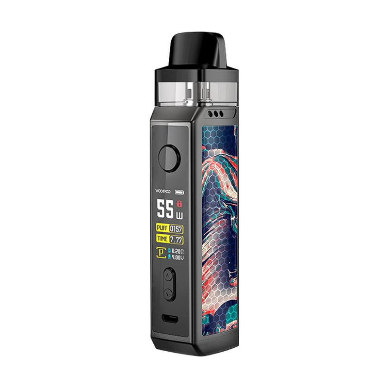VooPoo Vinci X Pod Kit - Teal Blue
