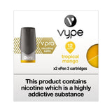 Vype ePen 3 vPro Tropical Mango Pods (Pack of 2)