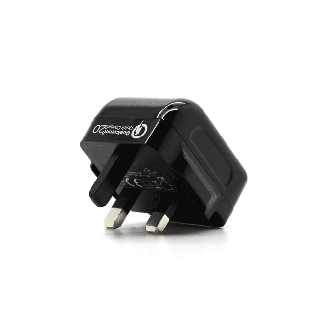 TECC QC 2.0 Wall Adaptor