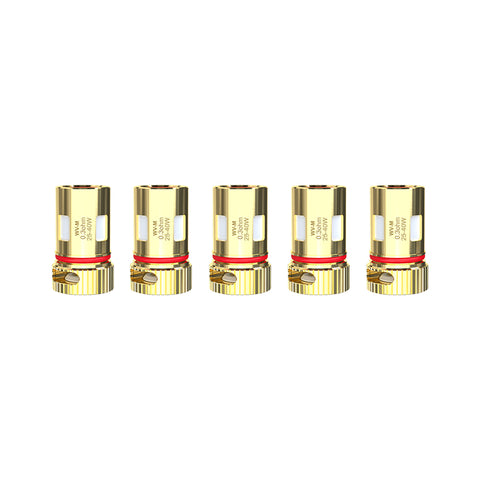 Wismec R80 Replacement Coils (Pack of 5)