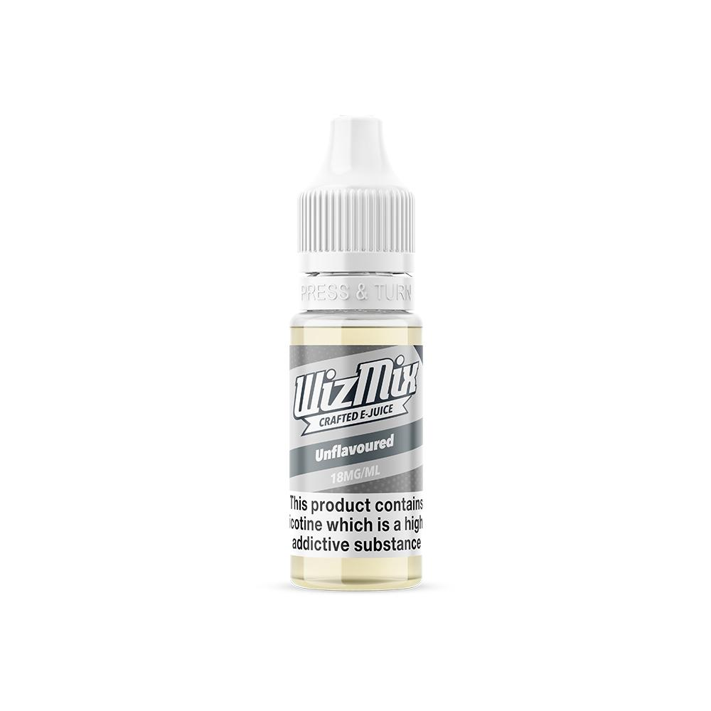 Nic Shot by WizMix | Unflavoured Nicotine Shot E-Liquid