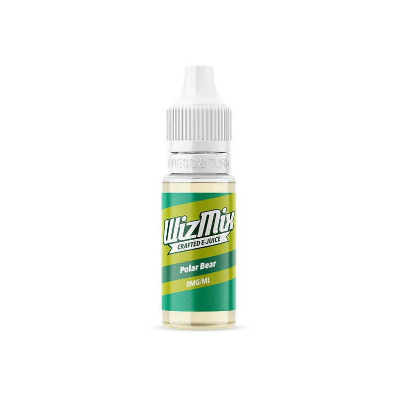 Polar Bear by WizMix | Mint Flavour E-Liquid