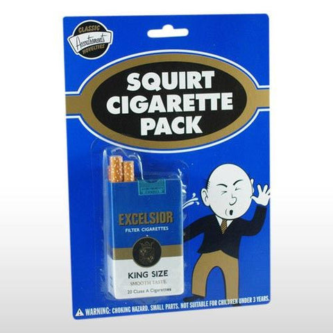 SQUIRT CIGARETTE PACK