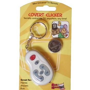 COVERT CLICKER REMOTE CONTROL