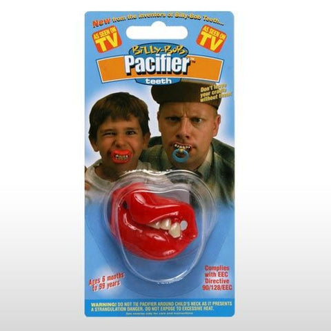 BILLY BOB SNARL PACIFIER