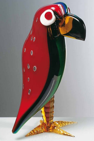 Murrine toucan