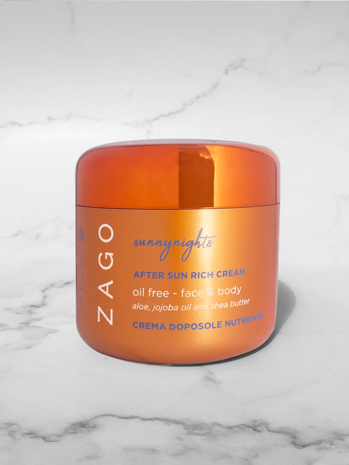AFTER SUN Crema Doposole - ZagoCosmetics