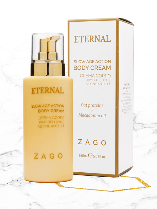 CREMA CORPO ANTIAGE | SLOW AGE ACTION - ZagoCosmetics