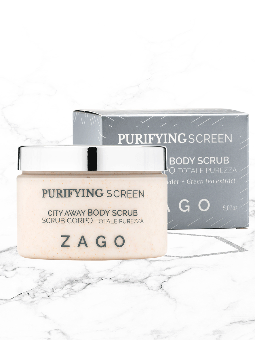 SCRUB CORPO | CITY AWAY - ZagoCosmetics