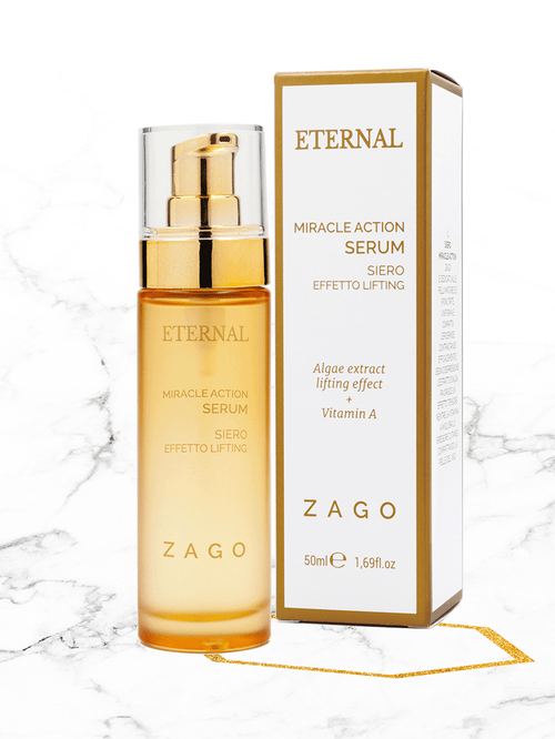 SIERO | MIRACLE ACTION - ZagoCosmetics