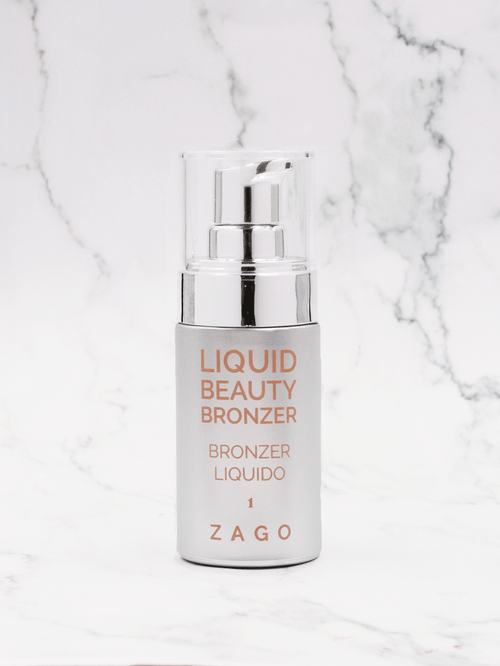 LIQUID BEAUTY BRONZER 1 - ZagoCosmetics