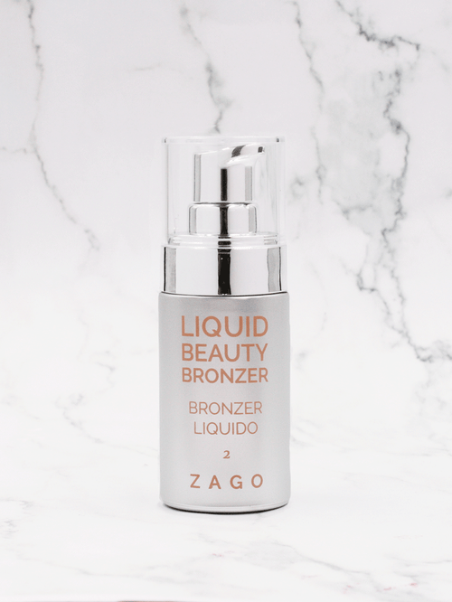 LIQUID BEAUTY BRONZER 2 - ZagoCosmetics