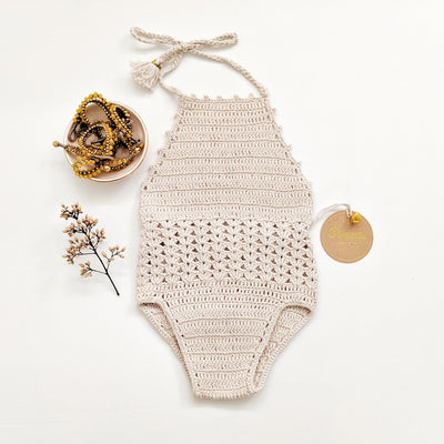 Amalia Crochet swimsuit