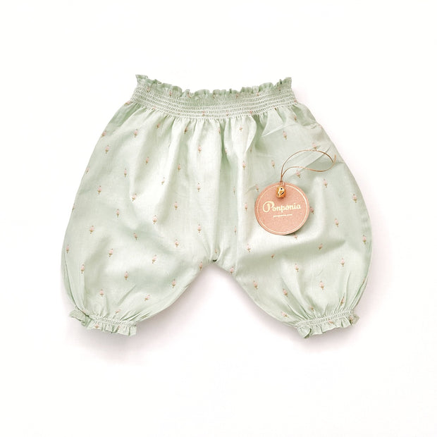 The Bani Harem Pants in Summer Sage