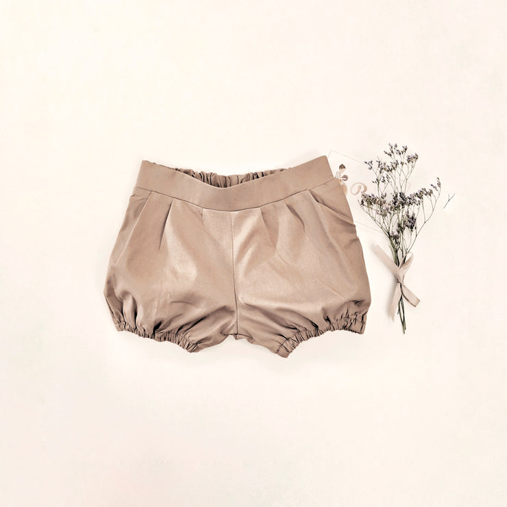The Aria Bloomers In Tanned Hazelnut