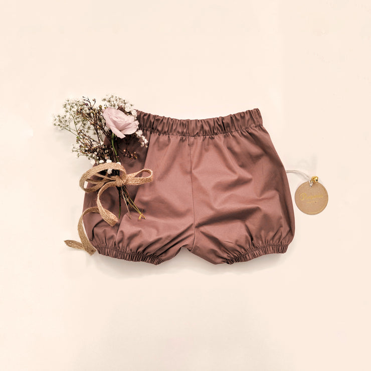 The Aria Bloomers In Lush Maroon