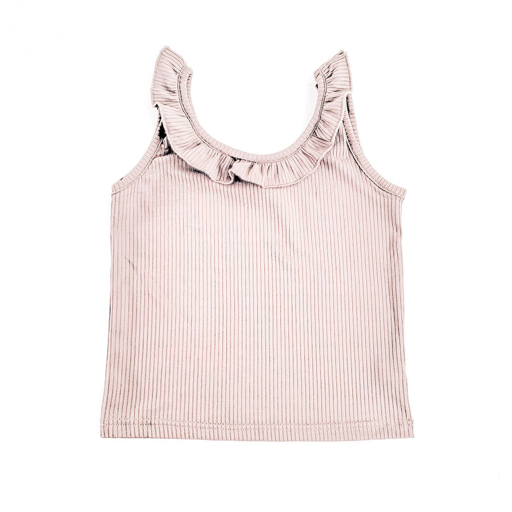 Brooklyn Tank - Dusty Pink