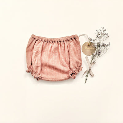 Roni Muslin Bloomers - Brown Rose