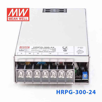 Utini Mean Well Original HRPG-300-7.5 7.5V 40A meanwell HRPG-300 7.5V 300W Single Output with PFC Function Power Supply Brand: New