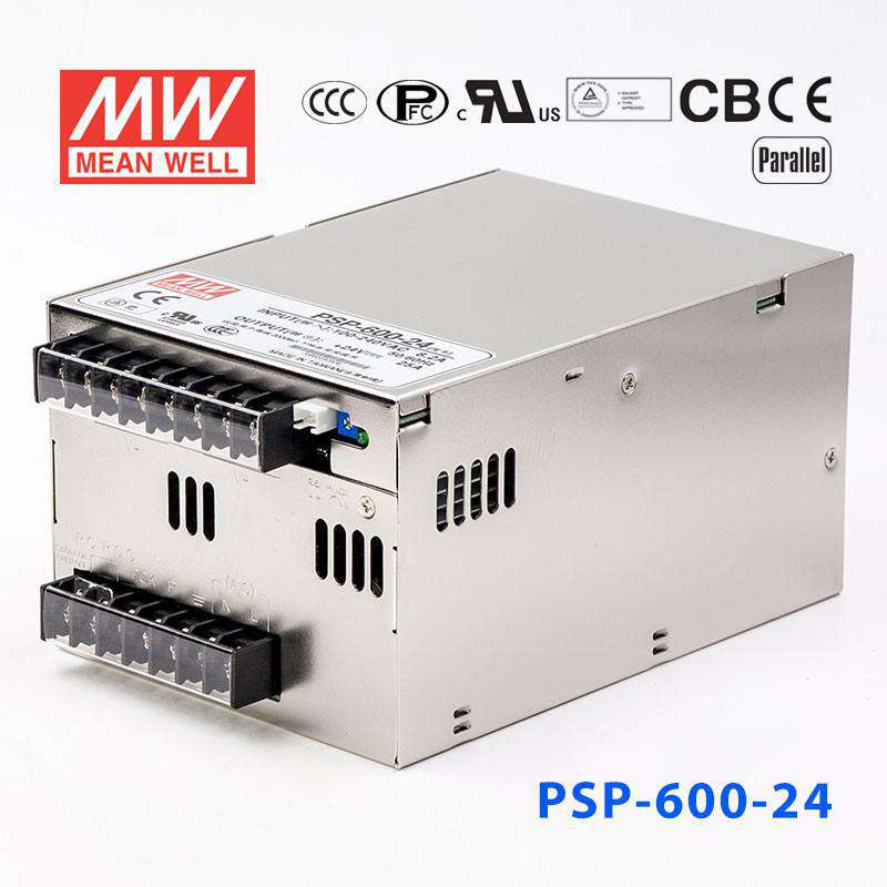 Buy Mean Well Psp-600-24 Power Supply