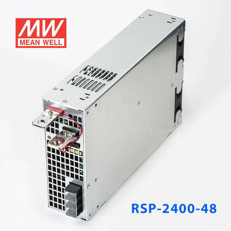 Buy Mean Well RSP-2400-48 Power Supply - 2400W 48V 50A - Parallel