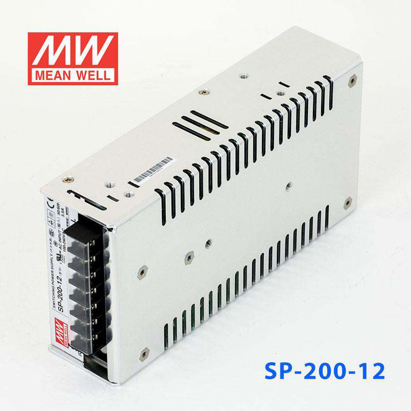 Meanwell SP-200-12 Power Supply PFC 200W 12V 16.7A