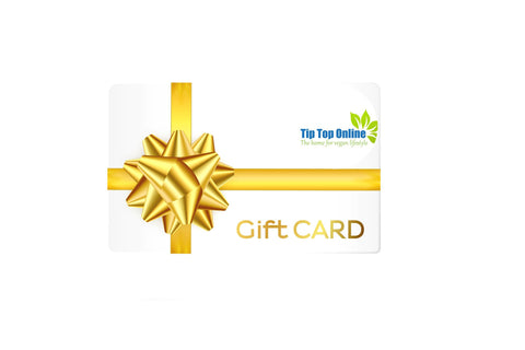 E- VEGAN GIFT CARD