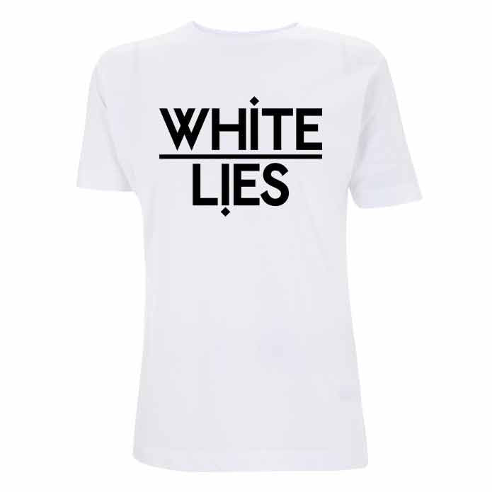 'Logo' White T-Shirt