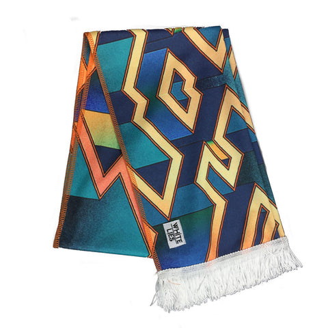 'Friends' Silk Scarf