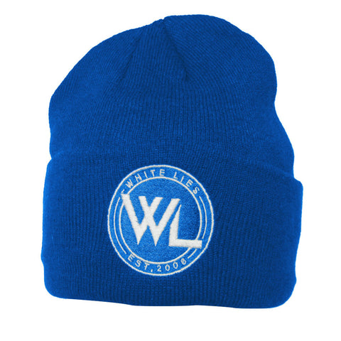 'Est. 2008' Royal Blue Beanie